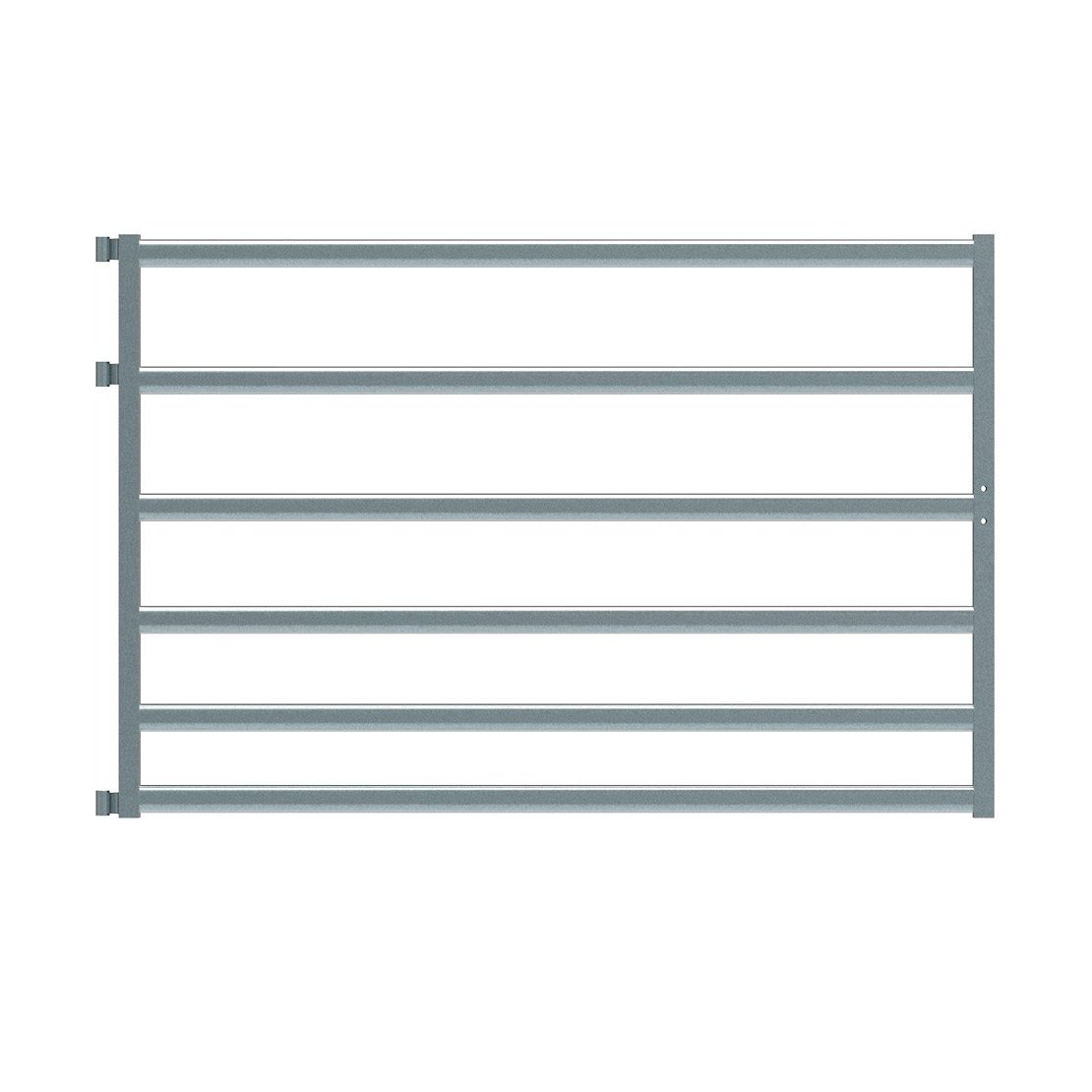 Cattle Yard Gate 6 Rail (2100mm x 1400mm High)