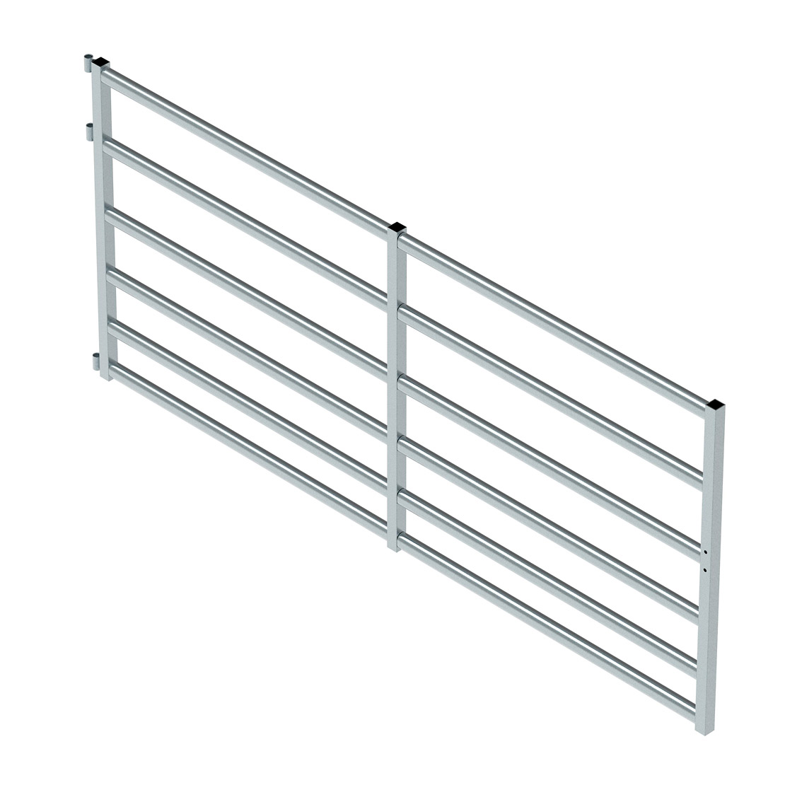 Cattle Gate 6 Rail (3100mm x 1400mm High)