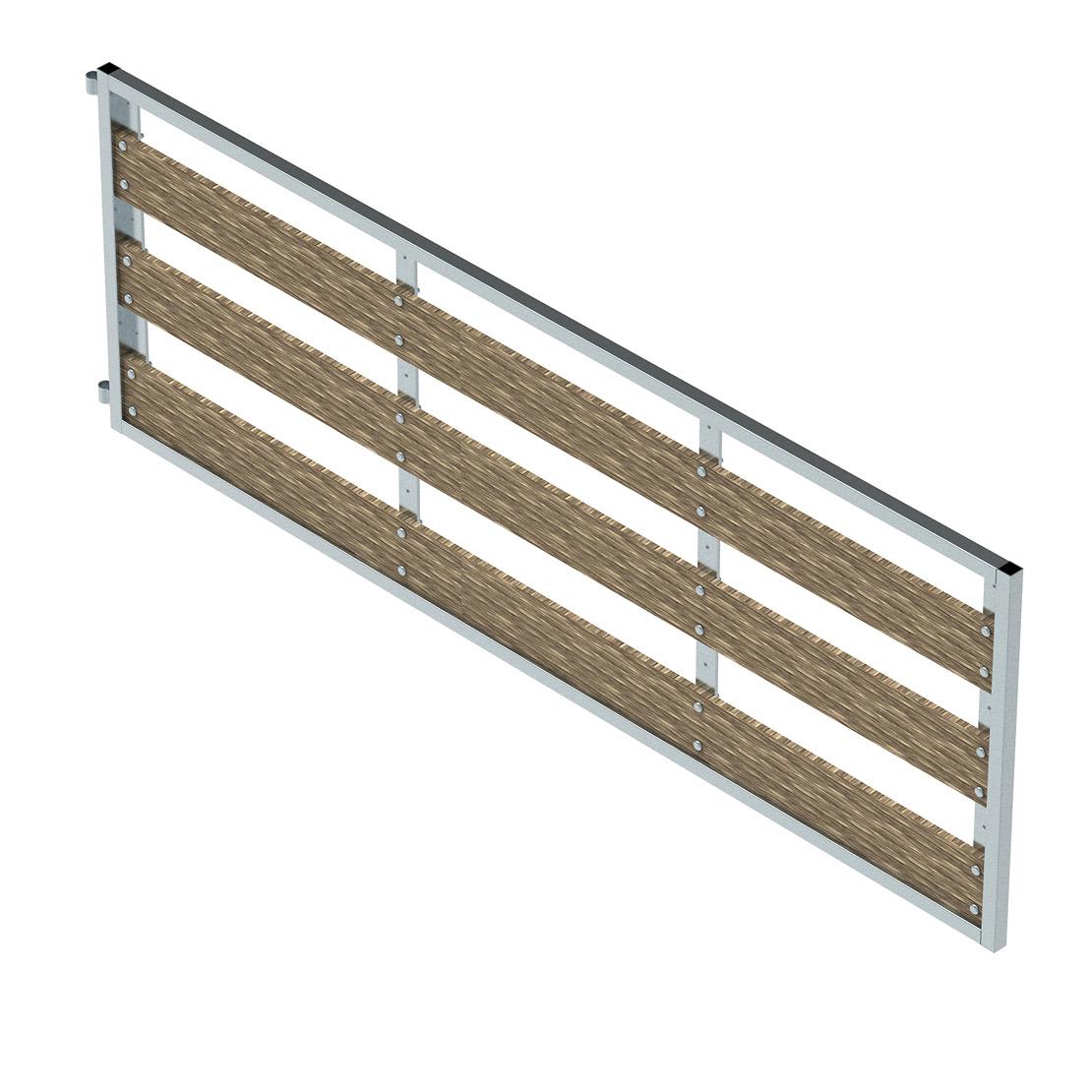 Sheepyard gate 2400mm x 850mm (frame only)