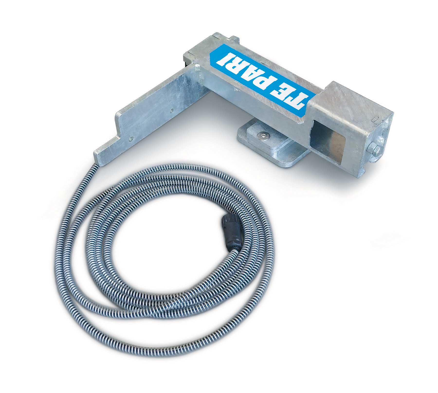 Easy-fit Load Cell System for Silencer Chutes