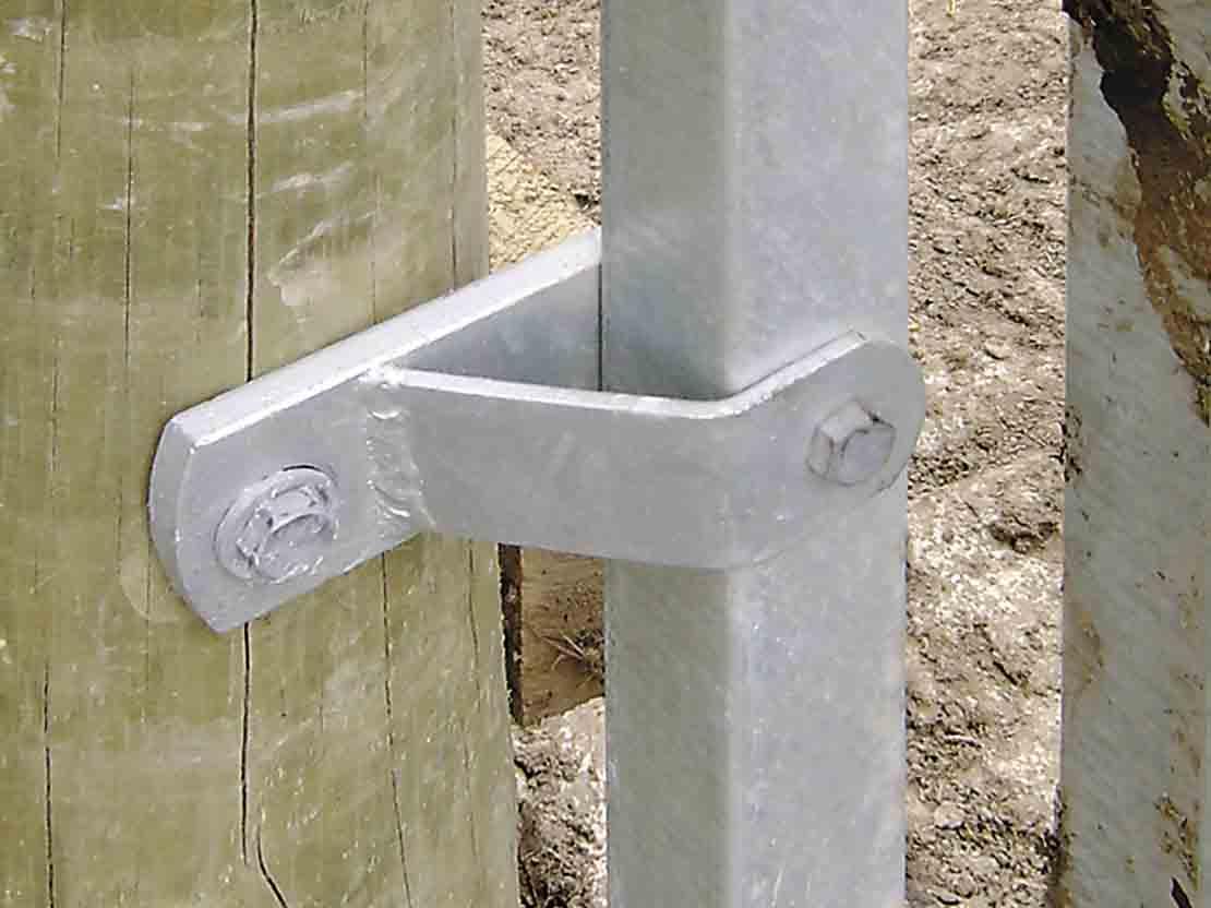 Post Mounting Bracket