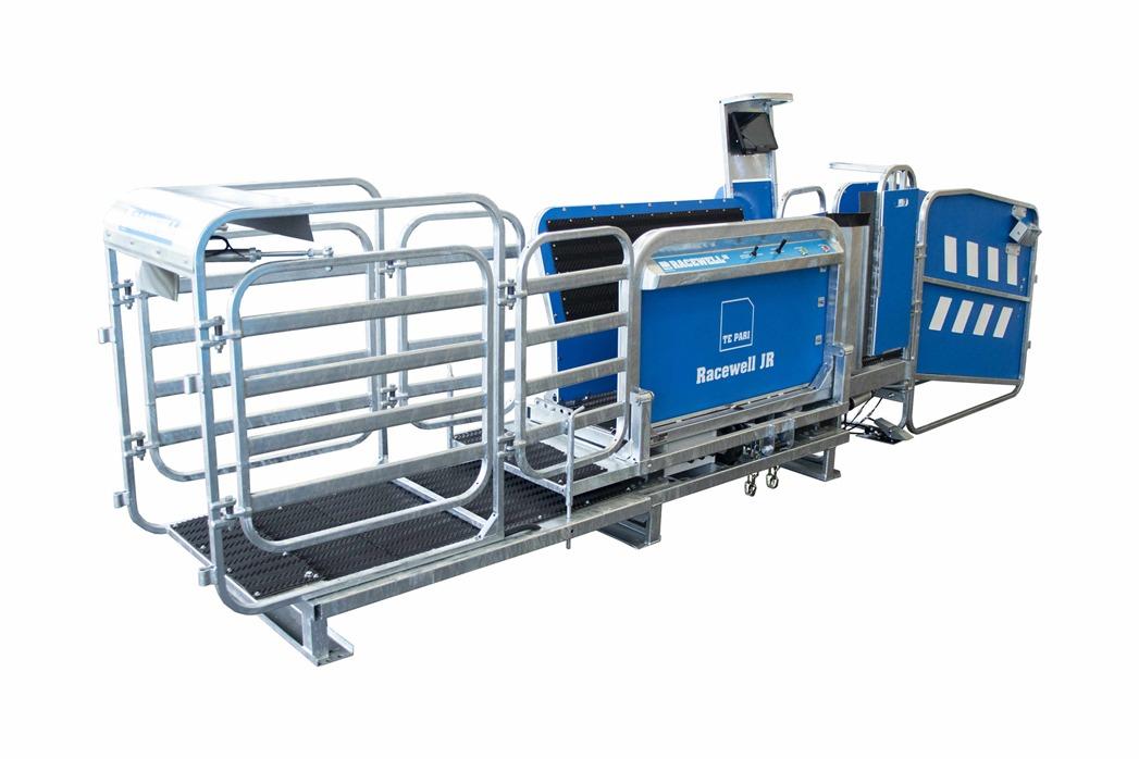 racewell jr manual sheep handler draft gates t30&side tilt