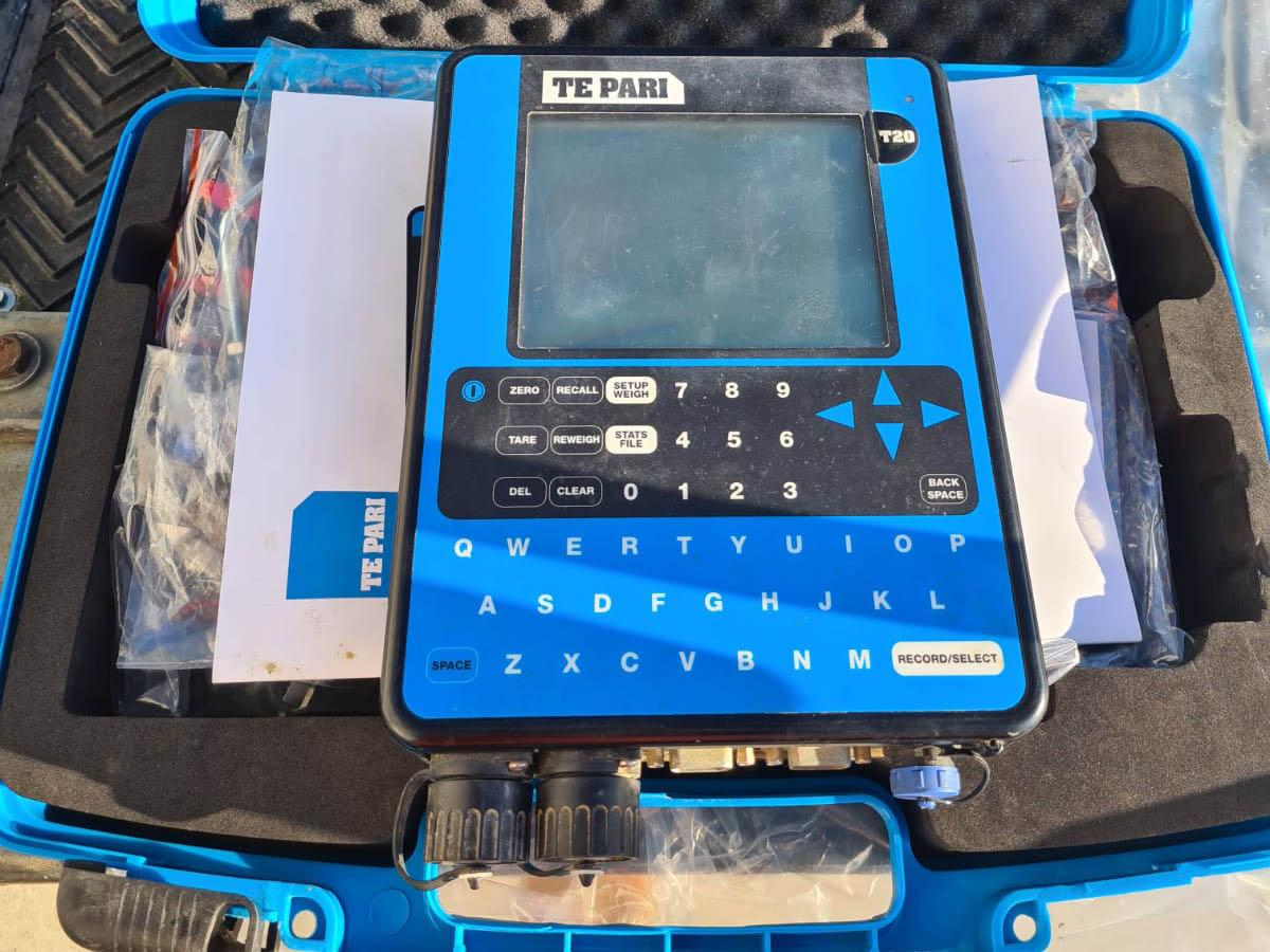 Portable Racewell HD3 Sheep Handler