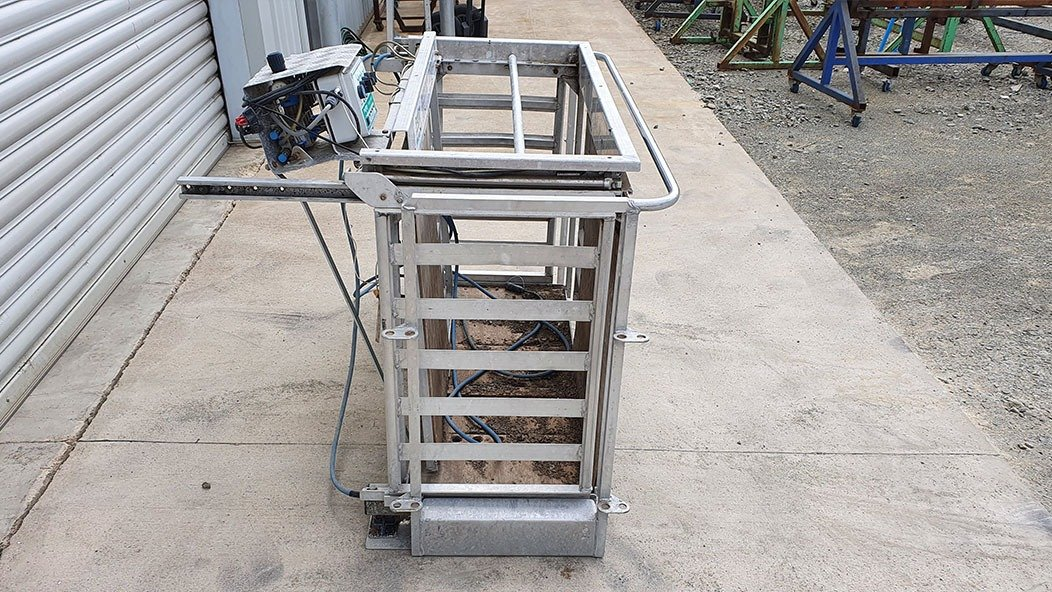 Used Prattley Sheep Auto Drafter