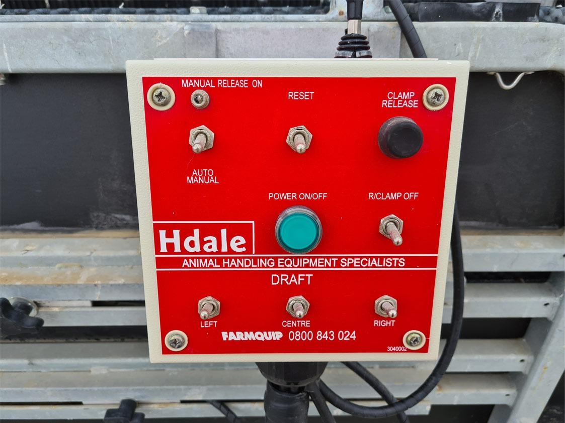Used hDale Sheep Handler
